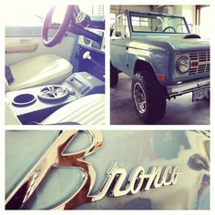 Bronco - Instagram