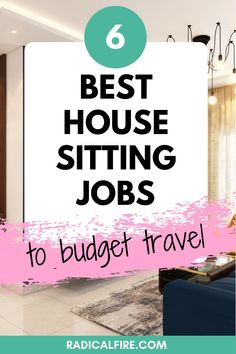 Do you want to travel on a budget, or are you looking to travel long-term? Finding house sitting jobs will allow you to travel without paying for accommodation. Find all you need to know about house sitting #makemoney #budgettravel Earn Money Online, Make Money Blogging, Way To Make Money, Saving Money, You Know Where, Need To Know, Home Sitter, House Sitting Jobs, Looking For Someone