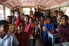 From Problem to Possibility: Flooding during the monsoon season often prevented children in rural Bangladesh from attending school. To overcome the challenge, Shidulai Swanirvar Sangstha created solar-powered boat schools to serve children in remote village affected by the floods. Learn more: http://www.globalfundforchildren.org/financialtimes