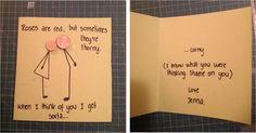 diy birthday card for him - Google Search