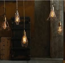Resultado de imagen para industrial looking light fixtures