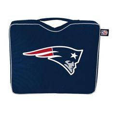 New England Patriots NFL Bleacher Cushion