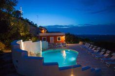 Hotel monte sarago piscina - ostuni