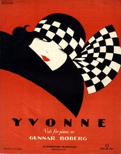 Yvonne, 1923 (ill.: Nerman); ref. 14949