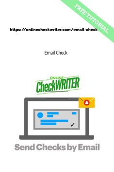 Email Check Introducing Email Checks, The Fastest way to pay and get paid with NO FEE    Pay and Get paid faster than before without any transaction or Gate fee. No matter how big or small your checks. It absolutely with no Fee.   No more Stamps, No more time looking for to pay.  Just Email Checks, Let them print and deposit  Comes with simple and intelligent Reports