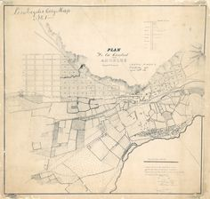 The First Map of Los Angeles May Be Older Than You Think   LA as Subject   SoCal Focus   KCET