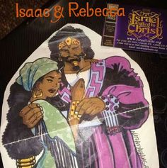 #Isaac #Rebekah #Rebecca #Art by Bishop Nathanyel #Artist #israelunitedinchrist #israelunited #theIsraelites #Christ #Jesus #JesusChrist #ChristJesus #Messiah #BlackPeople #Black #BlackJesus #BlackChrist #bible #study #doctrine #teaching #Israelite #Israelites #Hebrew #HebrewIsraelite