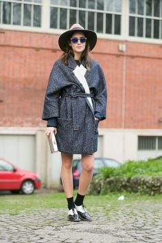 Street Style: Milan Fashion Week fall '14