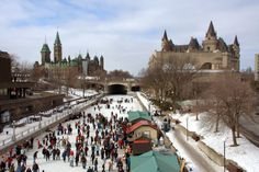 Enjoy Chilly Winters in the Gorgeous Canada