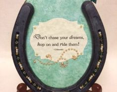 Horse Shoe Quotes