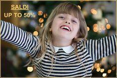 #SALDI  *** UP TO 50% *** www.cocochic.it  #ABBIGLIAMENTO #BAMBINI #CAPIFIRMATI