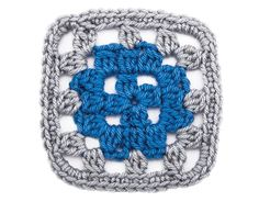 Odette Square project from Granny Squares: From Simple to Sensational! with Ellen Gormley -- an Annie's Online Video Class. Order here: https://www.anniescatalog.com/onlineclasses/detail.html?code=CDV07