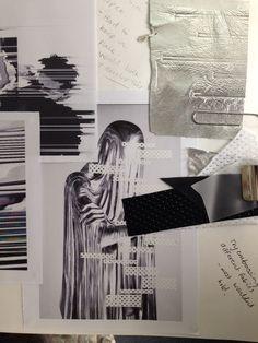 Fashion sketchbook - research in fashion design; - Fashion sketchbook – research in fashion design; Sketchbook Layout, Textiles Sketchbook, Sketchbook Pages, Sketchbook Inspiration, Fashion Portfolio Layout, Fashion Design Sketchbook, Fashion Design Portfolio, Fashion Sketches, Portfolio Ideas