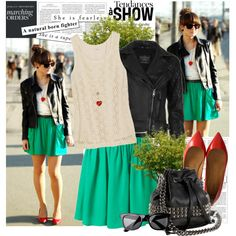 Rocking your Spring Look!, created by bklana on Polyvore