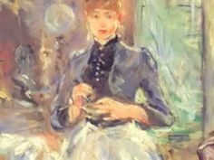 ▶ Berthe Morisot Part 1 of 2 - CC c2, w18