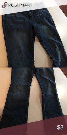 Old Navy The Flirt Jeans 12 Short Barely Worn Jeans (The Flirt) from Old Navy size 12 short Old Navy Jeans Boot Cut