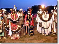 The 2006 Oglala Pow Wow on South Dakota's Pine Ridge INdian Reservation