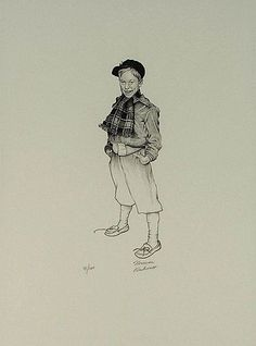 Norman Rockwell, Jerry