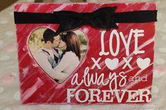 valentines day craft #holiday #diy