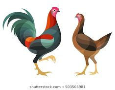 Tole Painting, Fabric Painting, Chicken Games, Game Fowl, Chickens And Roosters, Bird Illustration, Sketches, Birds, Cookies