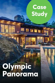Loxone Smart Home & Commercial Projects Smart Home, Time To Live, True Homes, Vancouver Island, Home Automation, British Columbia, Case Study, Olympics, Mansions