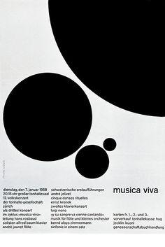 josef müller–brockmann, musica viva schweizerische, 1958