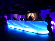 Be Inspired Ambient & Illuminated Furniture HIre