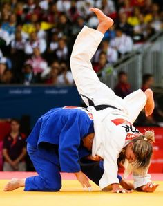 One of my lovely past times :) Judo