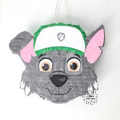 Birthday Pinata, Pink Birthday, Fun Crafts For Kids, Diy And Crafts, Paw Patrol Party, Ideas Para Fiestas, Pinata Ideas, Superhero Ideas, Projects To Try