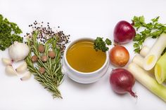 Looking for a Superior Vegetable Broth? Well You've Found It