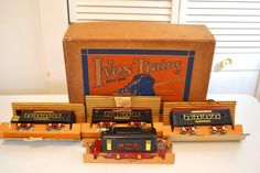 Toy Trains, Model Trains, Standard Gauge, The Old Days, Doll Parts, Old Dolls, Train Tracks, Tin, Old Things