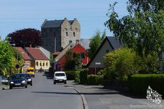 Aa Kirche, Aakirkeby #aakirche #aakirke #aakirkeby #kirche #kirke #bornholm #daenemark