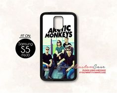 arctic monkeys  for Samsung S5 Black case