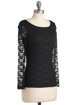 Lace Stay Together Top, #ModCloth