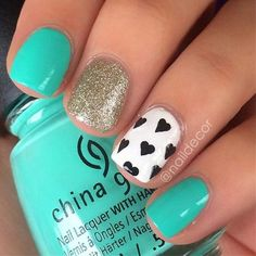 Chic And Fun Nail Art