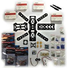 US Shipped Cheap Drones DIY Mini 250 Carbon Fiber ARF Quadcopter CC3D Kit (Frame + Flight Controller + Power Distribution Board + ESC + Motor + Propeller) - Amazon Prime Shipping, http://www.amazon.com/dp/B00NMC4JFU/ref=cm_sw_r_pi_awdm_J6xQub023JN3R