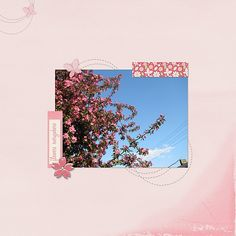 Sakura {Cherry Blossom} | Kit by ninigoesdigi at The Digital Press http://shop.thedigitalpress.co/sakura-kit.html  Sakura {Cherry Blossom} | Stitches by ninigoesdigi at The Digital Press http://shop.thedigitalpress.co/sakura-stitches.html  template by Bao
