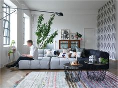 AMAZING FERM LIVING HOME (via Bloglovin.com )
