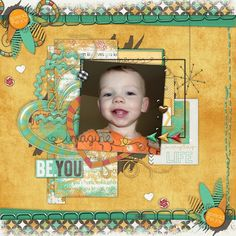 Be You- Kit: The Pursuit of Happiness- Birthday Grab Bag from Wendy Tunison Designs