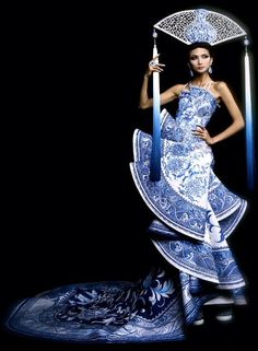 Guo Pei Fashion Designer