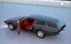 Monteverdi 375 Shooting Brake
