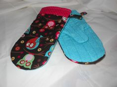 oven mitts by Dianeskitchencorner on Etsy