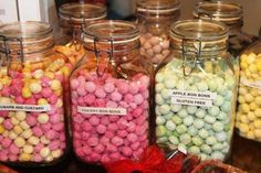 Birdwoods has more than 10 flavours of Bon Bons on offer