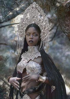 Black Girl Magic, Black Girls, Black Goddess, Black Girl Aesthetic, Fantasy Photography, Afro Punk, African Beauty, Beautiful Black Women, Female Models
