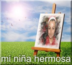 MI NIÑA HERMOSA