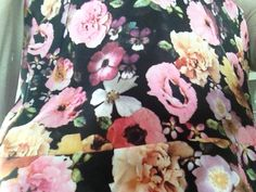 flowers on my shirt