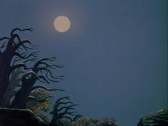 a frame from Disney's Legend of Sleepy Hollow