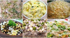 Najchutnejšie SILVESTROVSKÉ ŠALÁTY: Konečne som vybrala 6 najlepších šalátov, ktoré chutia mojej rodine najviac. - Recepty od babky Rodin, Potato Salad, Potatoes, Ethnic Recipes, Food, Lettuce Recipes, Potato, Essen, Yemek