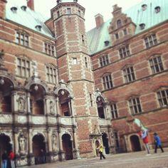 sebastianwo Frederiksborg Castle Denmark #frederiksborg #Castle #Denmark #sjælland #history