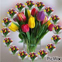 Tulips flower Random Gif, Tulips Flowers